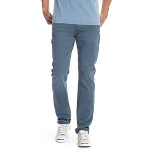 7 For All Mankind Straight Clean Pocket Jeans 8792
